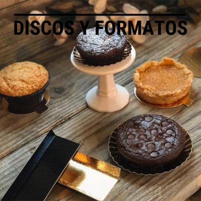 Discos y Formatos
