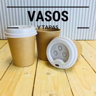 Vasos y Tapas